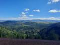 Vue depuis le Puy de Lassolas