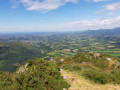 Le sommet d'Ibanteli depuis Bexineneko Borda