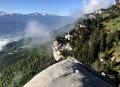 Vue depuis le sommet des Griffes de l'Ours