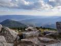 Vue depuis le sommet du rocher de Mutzig