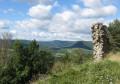 Vue du Château d'Algues
