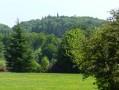 Vue du parvis du Château