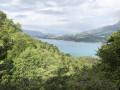 Vue du Lac de Serre-Ponçon