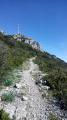 Vue du Mont Saint-Baudille depuis le GR 74
