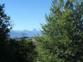 Vue du Pic du Midi d'Ossau