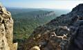Vue du Pic St Loup