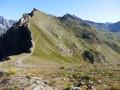 Les six lacs d'Orcières-Merlette dont Les Estaris