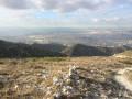 Vue du Sommet du Mont Saint-Cyr