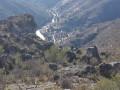 Les Rochers de Roques Altès et les Corniches du Rajol