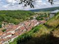 Vue du village de Vignory