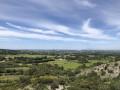 Vue panoramique sur Roquemaure