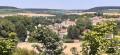 Vue plongeante sur le village de Condé en Brie