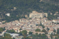 Vue sur Gréoux-les-Bains