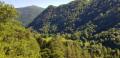 Vue sur la vallée de la Wormsa
