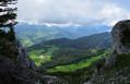 Le plateau du Mont Outheran