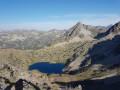 Pic du Pichaley par les lacs de Bastan