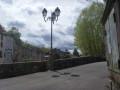 Vue sur le 2ème pont à Lunas