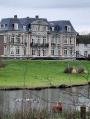 Le Château de Cognée et la Pêcherée au départ du Camp-Marbais