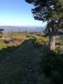 La vallée du Doux depuis Saint-Jeure-d'Andaure