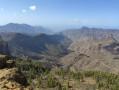 Vue depuis le Roque Nublo