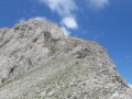 Tête de Claudel et Tête du Collier sur la Montagne de Faraut