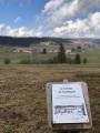 Vue sur le hameau de Chantegrue