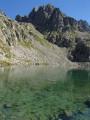 vue sur le lac Autier