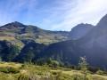 Vue sur le Pimené depuis le Plateau Bellevue