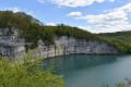 Les Berges du Rhône entre Arlod et Génissiat