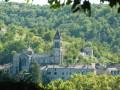 vue sur le village d'Albas