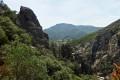 Vue sur les Gorges d'Héric