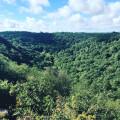 Vue sur les Gorges du Stangala