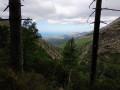 Sur les pentes du Monte Grosso
