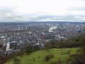 Vue sur Liège et les côteaux de la citadelle