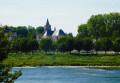 Vue sur Meung sur Loire