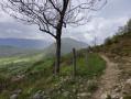 Vue sur Pic de l'Aspre au Massif du Plantaurel