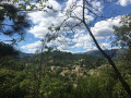 Rocles et la Tour de Brison