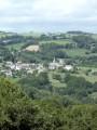 Sur les hauts de Saint-Bauzels