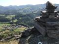 Azkar depuis le Col d'Urbia