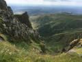 vue vers la vallée (ouest)