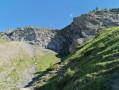 De la Salce Haute à la limite du Parc National des Écrins