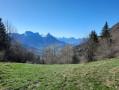 Tour de la Montagne de Lachat à Dingy-Saint-Clair