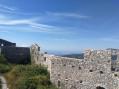 Vues des ruines