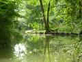 Walk along the river Né