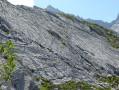 Waterworn Limestone Slabs