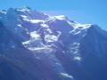 Zoom sur le Mont-Blanc